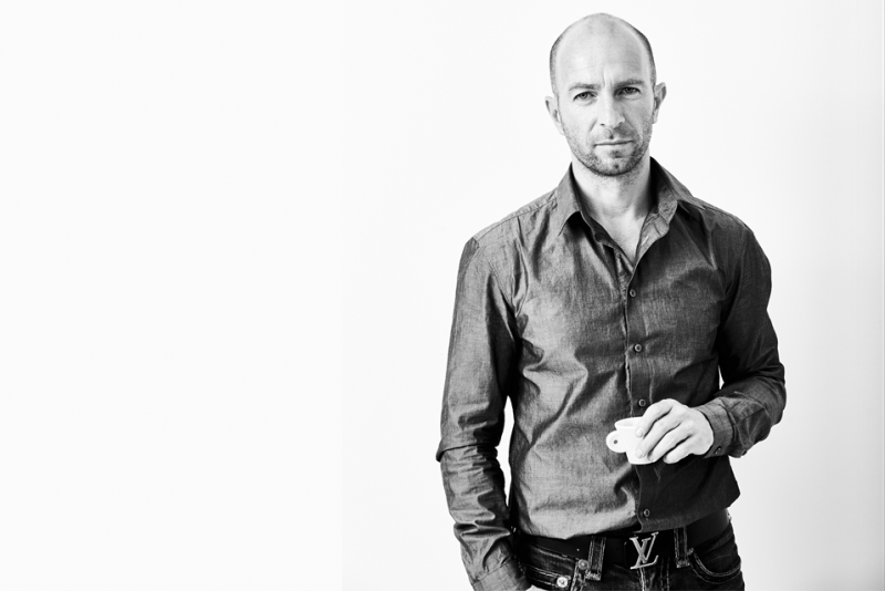 Manuel Forster, Designer, Geschäftsführender Gesellschafter