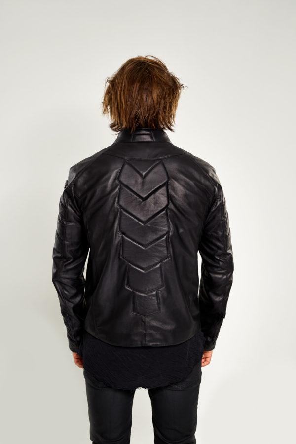 Forster_leatherjacket_framed_back